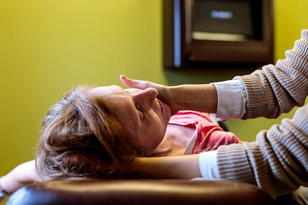 Chiropractic Crown Point IN Patient Adjustment