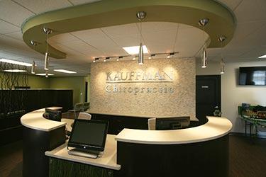 Chiropractic Merrillville IN Reception
