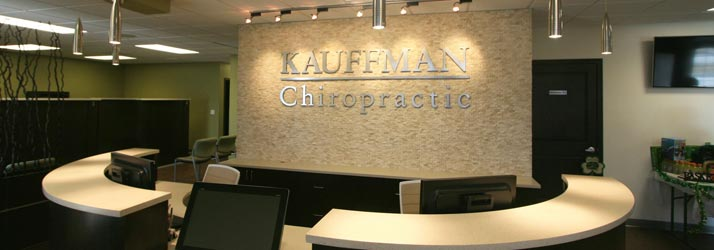 Chiropractic Merrillville IN Receptionist Desk
