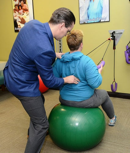 Chiropractic Treatment at Kauffman Chiropractic - Merrillville