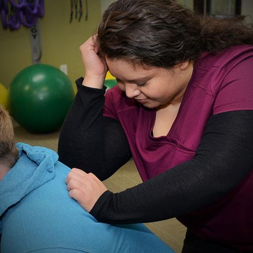 Massage at Kauffman Chiropractic - Merrillville