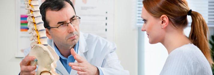 Chiropractic Merrillville IN Chiropractor Education Patient