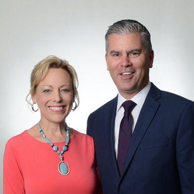 Chiropractors Robert and Danielle Kauffman